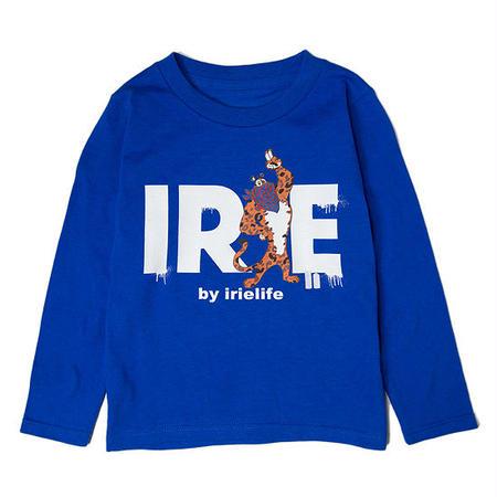 【 IRIE LIFE KID'S / アイリーライフ キッズ】IRIE Tiger Kids L/S Tee