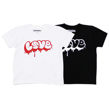 【 Santastic! Kid's / サンタスティック キッズ 】LOVE KIDS Tee