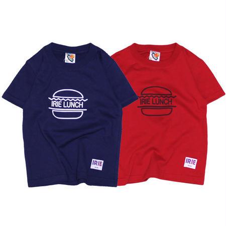 【 IRIE LIFE KID'S / アイリーライフ キッズ 】 Hamburger Kids T-Shirt キッズ Tシャツ