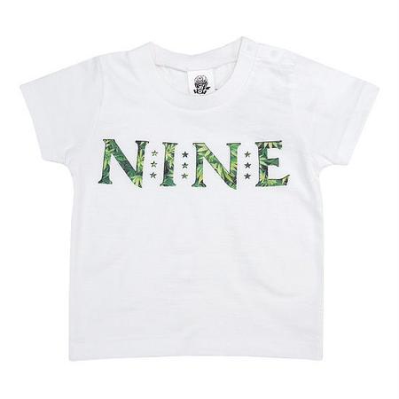 【 NINE RULAZ / ナインルーラーズ 】Weed Logo KID'S Tee