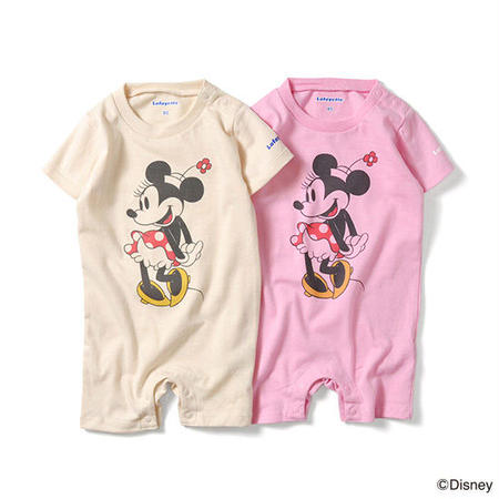 【LAFAYETTE / ラファイエット キッズ】Minnie Mouse Rompers
