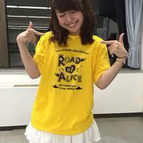 【北海道】ちーしゃみん ROAD OF ALICE Tシャツ