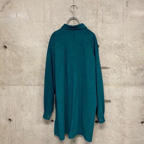Rita suede shirt / 3color