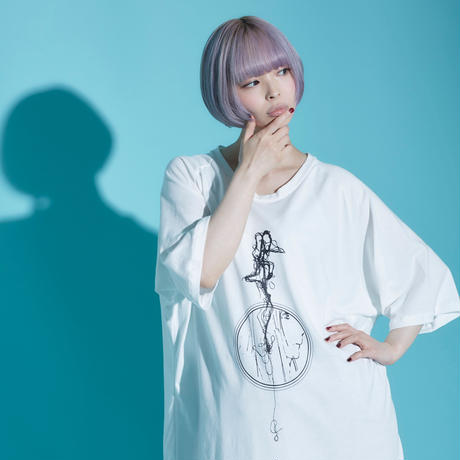 「melt girl」0658 BASIC dolman T-shirts / 4color