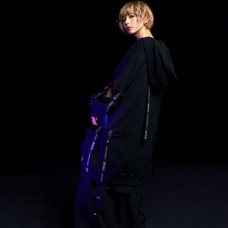 -0658- zip hoodie / 3color