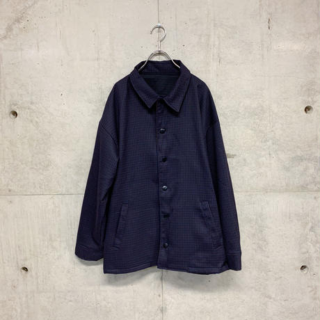 Lucia checked coach  jackets / 2color