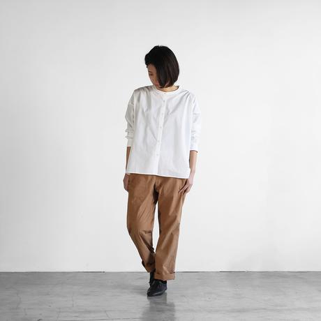 タイプライタークロスベイカーパンツ(ブラウン)【ユニセックス】502