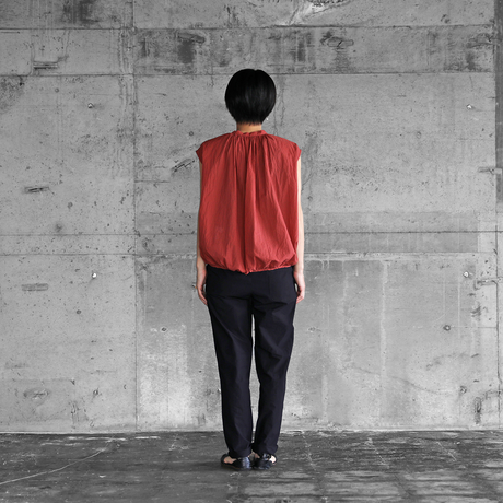 タイプライタークロスパンツ(ブラック)【ユニセックス】501