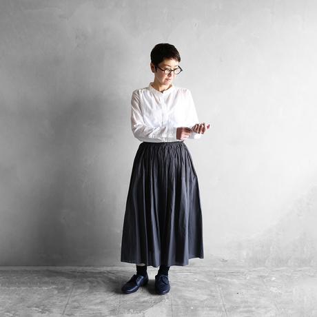 ゆるふわコットンスカート(スミクロ)【レディス】U401