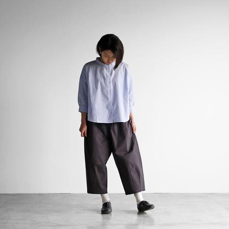 バフクロスバルーンパンツ(ダークグレー)【ユニセックス】506