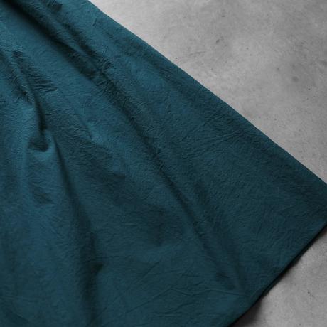 コードレーンロングスカート(ダークグリーン)【レディス】U402