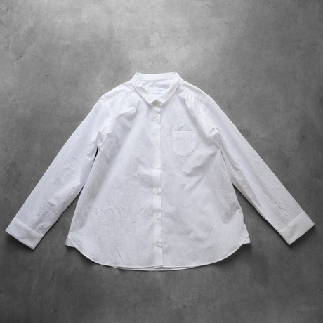 コードレーンブラウス(白)【レディス】  U109