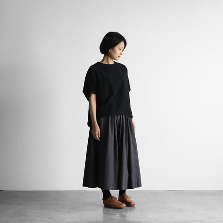 タイプライタークロスロングスカート(スミクロ)【レディス】U402