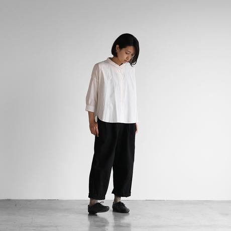 8分袖コードレーンワイドブラウス(ベージュ)【レディス】U108