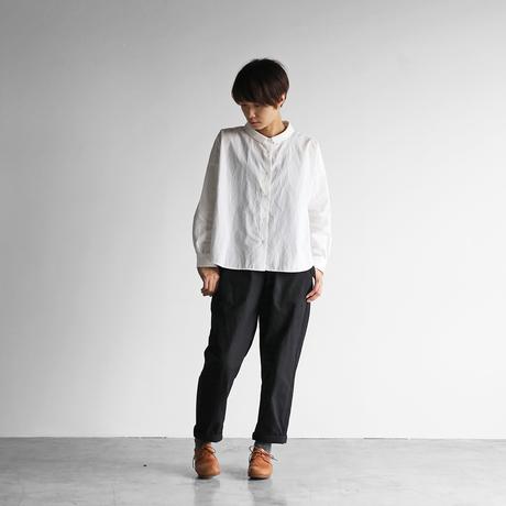 バフクロスイージーワークパンツ(ブラック)【ユニセックス】507