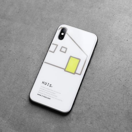 強化ガラス耐衝撃iPhoneケース(12ProMax/ 11ProMax/XS Max/8Plus/7Plus用)