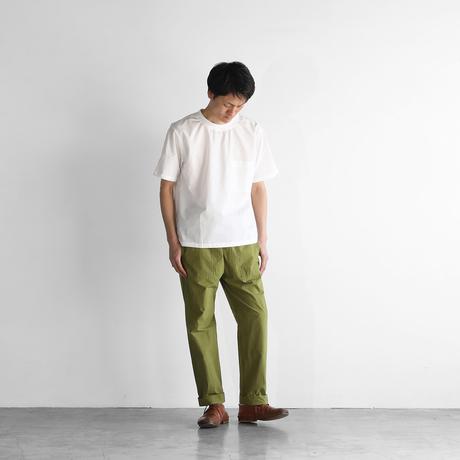 タイプライタークロスベイカーパンツ(リーフグリーン)【ユニセックス】502