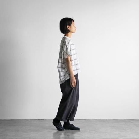 レピアブロックチェックコクーンプルオーバ【レディス】U608