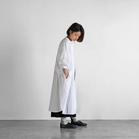 バルーンスリーブコードレーンワンピース(白)【レディス】U212