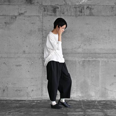 バフクロスバルーンパンツ(ブラック)【ユニセックス】506