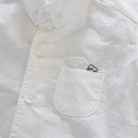 kidsタイプライタークロスコットンシャツ【キッズ】