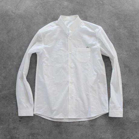 タイプライタークロスコットンシャツ【ユニセックス】