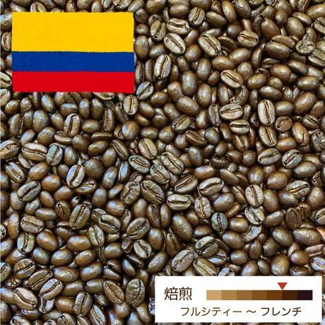 [深煎り] コロンビア ラスフローレス 100g