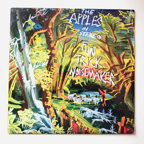 THE APPLES IN STEREO / Fun Trick Noisemaker