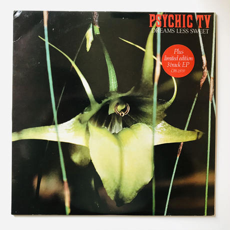 PSYCHIC TV / Dreams Less Sweet