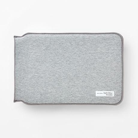 LIGHT FITTER MacBook 12inch【ライトフィッターMacBook 12インチ / グレー】