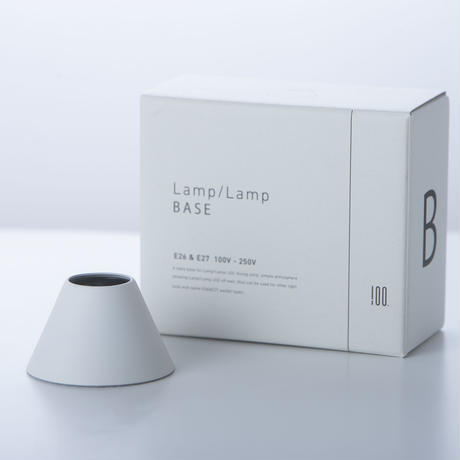 Lamp/Lamp Base【ランプ/ランプ ベース】