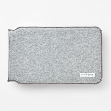 LIGHT FITTER MacBook 11inch【ライトフィッター MacBook 11インチ / グレー】