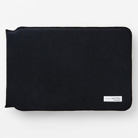 LIGHT FITTER MacBook13inch【ライトフィッターMacBook 13インチ / ブラック】