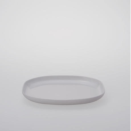 Square Porcelain Dish 201mm