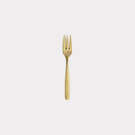 DRESS-GD-Mesh-Tea Fork【ドレス - ゴールド-メッシュ-ティーフォーク】