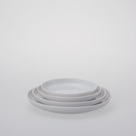Round Porcelain Dish 173mm