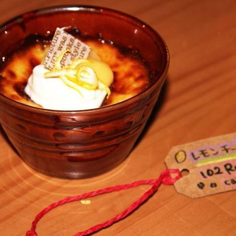 レモン チーズ ケーキ 1