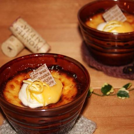レモン チーズ ケーキ 4
