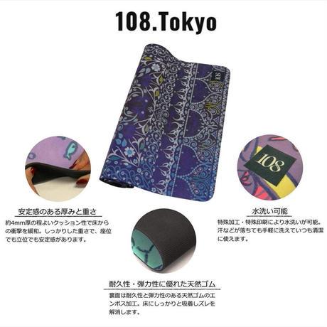 ヨガマット  【ソーダ】108original