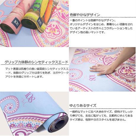 【名入れ可能!!】ヨガマット【Japan Style】108original