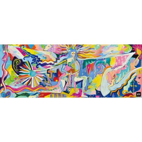 ヨガマット【ケ・セラ・セラ  】By荻野綱久