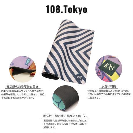 NEW!!【名入れ可能!!】ヨガマット【Puckish 】108original