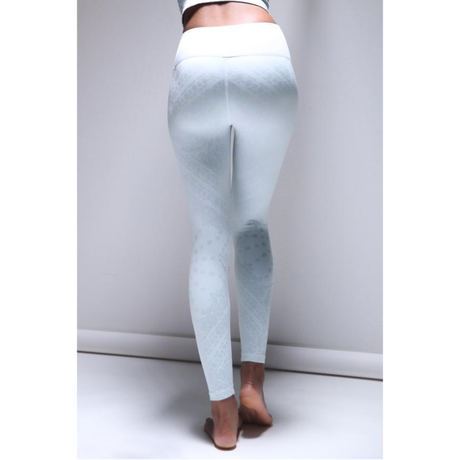 Priya Paisley Legging -/Ballad blue
