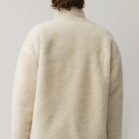 COLTESSE / Blouson Full Faux Fur