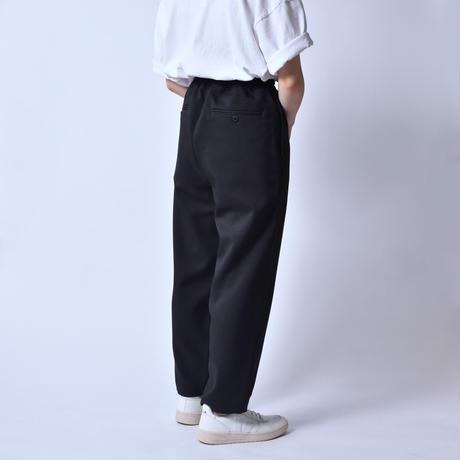 【別注】yoshiokubo × BREATH BY DELTA / RECYCLED POLYESTER TWILL TUCK PANTS
