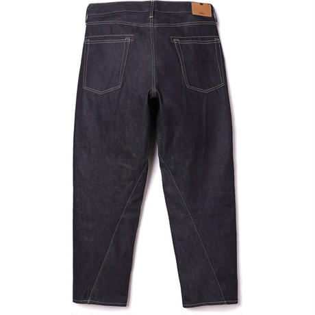 ROTOL / TWIST 6POCKETS - DENIM / INDIGO