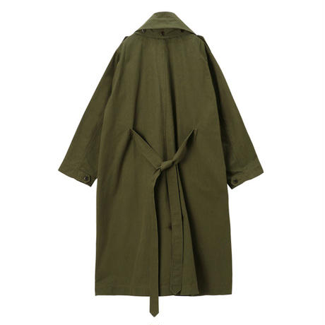 tac:tac / HAOLI MILITARY 2WAY COAT
