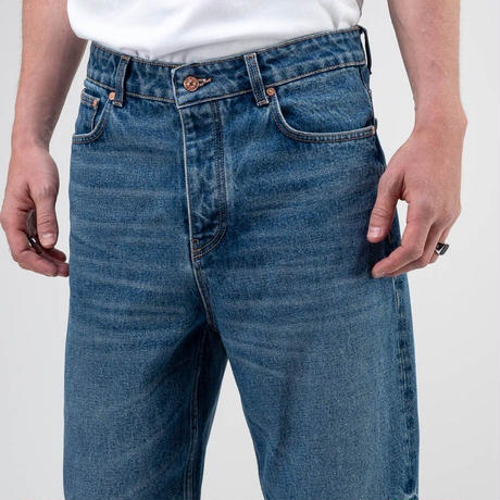 TOMWOOD / CARROT DENIM - NICE BLUE