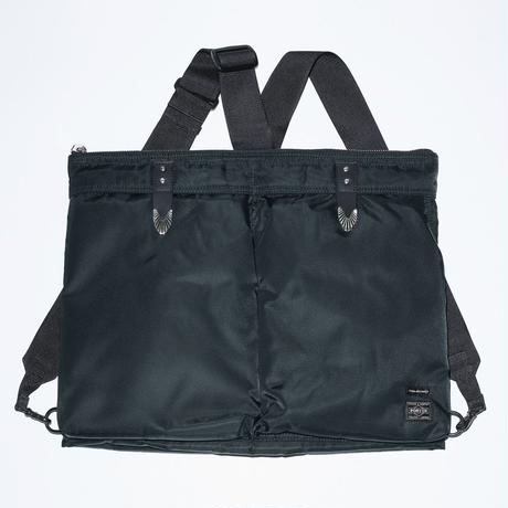 TOGA × PORTER / HELMET BAG / BLACK
