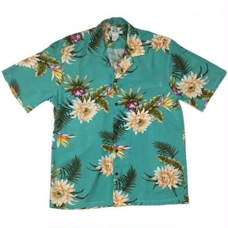 Two Palms / Hawaiian Shirt Ceres - GREEN